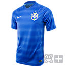 Nike Youth Brazil Stadium Jersey - Varsity Royal