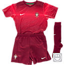 Nike Portugal Lil Boys World Cup Home Kit
