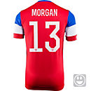 Nike Kids Alex Morgan USA Away Jersey 2014