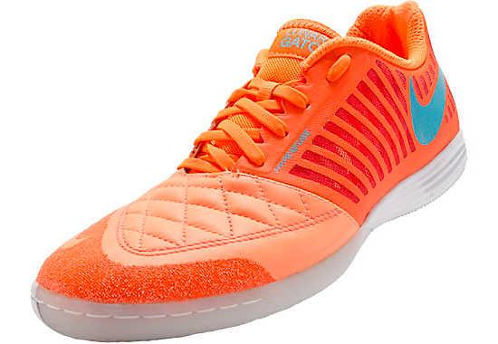 low priced 45edb 9276a ... Orange Blue ... nike fc247 lunar gato ii premium indoor soccer shoes ...