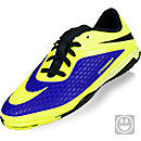 Nike Youth Hypervenom Phelon Indoor Soccer Shoes  Electro Purple & Volt