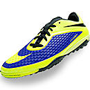 Nike Hypervenom Phelon Turf Soccer Shoes  Electro Purple with Volt