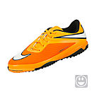 Nike Kids Hypervenom Phelon Turf Soccer Shoes - Hyper Crimson