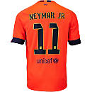 Nike Neymar Barcelona Away Jersey 2014-15