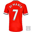 Nike Kids Di Maria Manchester United Home Jersey 2014-15