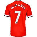 Nike Di Maria Manchester United Home Jersey 2014-15