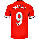 Nike Falcao Manchester United Home Jersey 2014-15