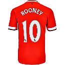 Nike Rooney Manchester United Home Jersey 2014-15
