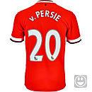 Nike Kids van Persie Manchester United Home Jersey 2014-15