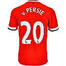 Nike van Persie Manchester United Home Jersey 2014-15
