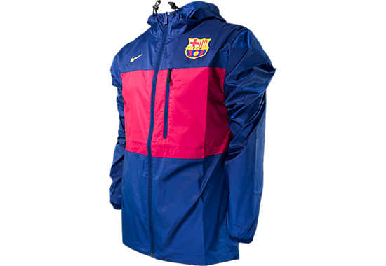 nike barcelona winger authentic jacket free shipping. Black Bedroom Furniture Sets. Home Design Ideas