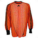 Adidas Graphic Goalkeeper Jersey  Orange with Black