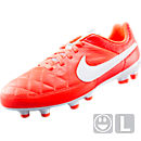 Nike Youth Tiempo Genio Leather FG Soccer Cleats