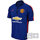 Nike Kids Manchester United 3rd Jersey 2014-15
