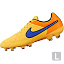 Nike Tiempo Legacy FG - Orange and Volt