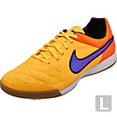 Nike Tiempo Legacy IC Indoor Shoes - Orange
