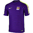 Nike Manchester City Training Top - Club Purple