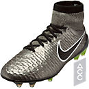 Nike Magista Obra FG Soccer Cleats - Metallic Pewter