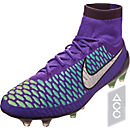 Nike Magista Obra FG Soccer Cleats - Hyper Grape & Fierce Purple