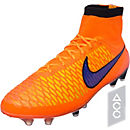 Nike Magista Obra FG Soccer Cleats - Total Orange
