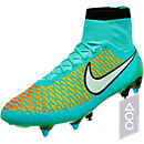 Nike Magista Obra SG-Pro Soccer Cleats - Hyper Turquoise