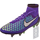 Nike Magista Obra SG-Pro- Soccer Cleats - Hyper Grape & Fierce Purple