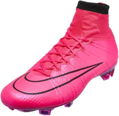 hyper pink nike mercurial superfly nike superfly fg