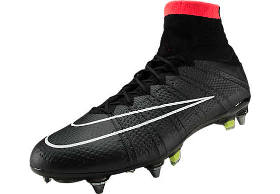 Mercurial Superfly Sg Gt Gt Free Shipping Gt Gt Nike Black