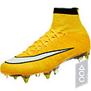 Nike Mercurial Superfly SG-Pro Soccer Cleats - Laser Orange
