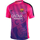 Nike Barcelona Prematch Top - Hyper Pink