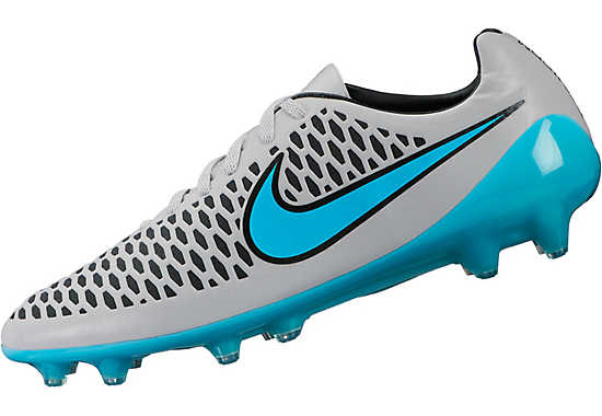 Nike Magista Opus FG Cleats - Grey Nike Soccer Shoes