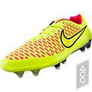 Nike Magista Opus FG Soccer Cleats - Volt