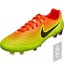 Nike Magista Opus FG - Crimson & Volt