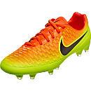 Nike Magista Orden FG - Crimson & Volt
