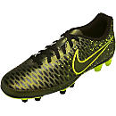 Nike Magista Ola FG Soccer Cleats - Dark Citron & Black