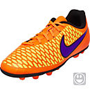 Nike Youth Magista Ola FG-R Soccer Cleats - Orange and Red