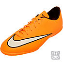 Nike Kids Mercurial Victory V IC Indoor Shoes - Laser Orange