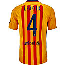 Nike Ivan Rakitic Barcelona Away Jersey 2015-16