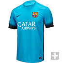 Nike Barcelona 3rd Jersey 2015-2016