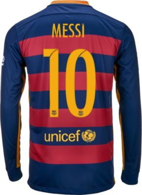 52% off Nike Other - New 2015/2016 Messi Barcelona Home men's ...