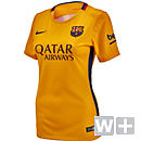 Nike Womens Barcelona Away Jersey 2015-16