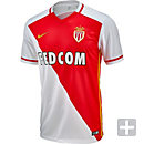 Nike AS Monaco Home Jersey 2015-2016