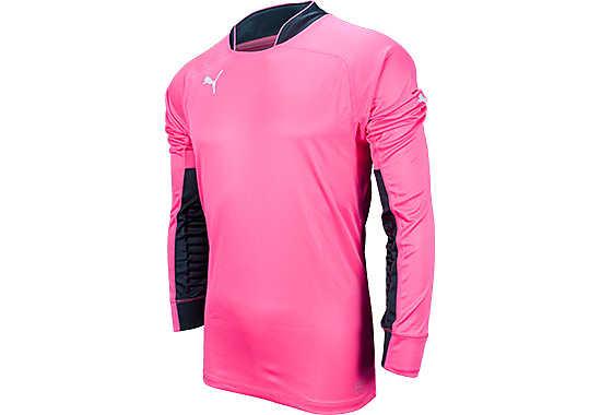 Puma Goalkeeper Jersey  Fluro Pink