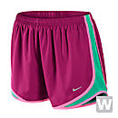Nike Womens Tempo Short  Fuchsia with Pink