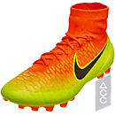 Nike Magista Obra AG - Total Crimson & Black