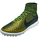 Nike MagistaX Proximo Turf Soccer Shoes - Dark Citron