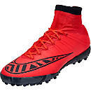 Nike MercurialX Proximo Turf Shoes - Bright Crimson
