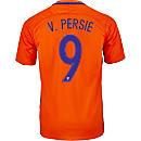 Nike Robin Van Persie Netherlands Home Jersey 2016
