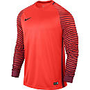 Nike Gardien Goalkeeper Jersey - Bright Crimson & Deep Garnet