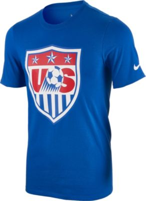 soccerloco,Nike Youth USA Away Stadium Soccer Jersey 2014/2015 usa soccer  nike. USA Soccer T-Shirt - Blue - Nike USA Core Crest Tee,